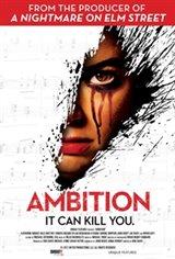 Ambition Affiche de film
