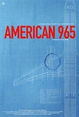American 965 Affiche de film