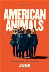 American Animals (v.o.a.) Affiche de film
