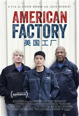 American Factory (Netflix) Movie Poster
