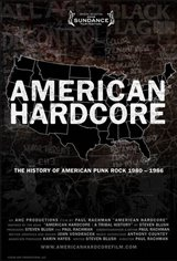American Hardcore Large Poster