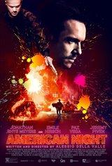 American Night Movie Poster Movie Poster