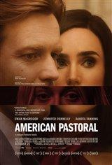 American Pastoral (v.o.a.) Affiche de film