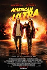 American Ultra Movie Poster Movie Poster