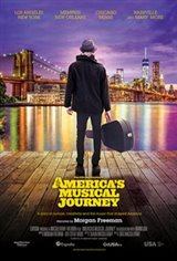 America's Musical Journey 3D Large Poster