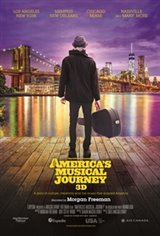 America's Musical Journey: An IMAX 3D Experience Large Poster