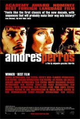 Amores Perros Movie Poster