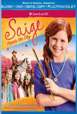 An American Girl: Saige Paints the Sky Movie Poster