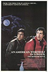 An American Werewolf in London Movie Poster