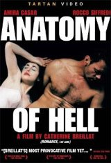 Anatomy of Hell Movie Poster