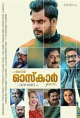 And The Oscar Goes To... (Malayalam) Large Poster