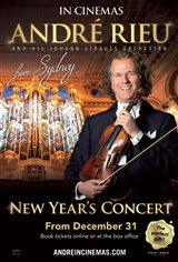André Rieu 2019 Concert du Nouvel An Movie Poster