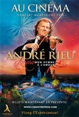André Rieu : Amore, mon hymne à l'amour Large Poster