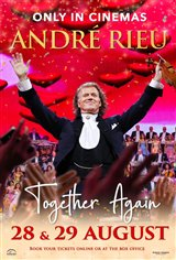 André Rieu: Together Again Movie Poster