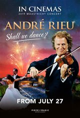André Rieu's 2019 Maastricht Concert - Shall We Dance? Movie Poster