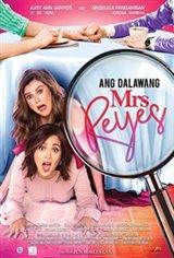 Ang Dalawang Mrs. Reyes Affiche de film