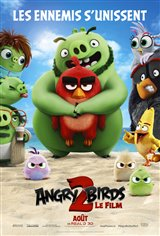 Angry Birds : Le film 2 Movie Poster