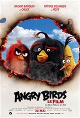 Angry Birds : Le film Affiche de film