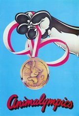 Animalympics Large Poster