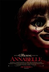 Annabelle Movie Poster Movie Poster