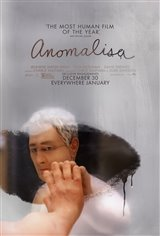 Anomalisa (v.o.a.) Affiche de film