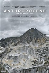 Anthropocène : L'époque humaine (v.o.a.s-.t.f.) Affiche de film