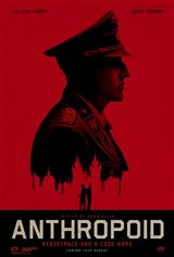 Anthropoid Movie Poster Movie Poster