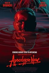 Apocalypse Now: 40th Anniversary Movie Poster