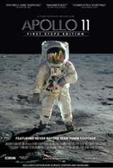 Apollo 11: First Steps Edition Movie Poster