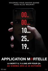 Application mortelle Affiche de film