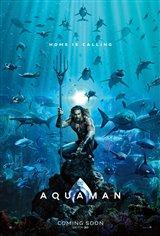 Aquaman 3D Movie Poster