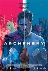 Archenemy Movie Poster Movie Poster