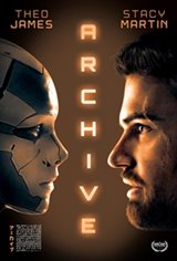 Archive Movie Poster Movie Poster