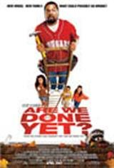 Are We Done Yet? Movie Poster