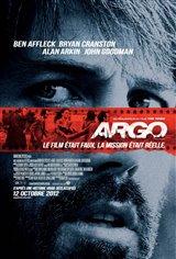 Argo (v.f.) Affiche de film