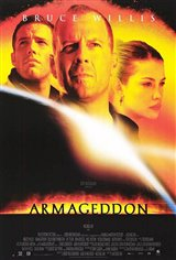 Armageddon Movie Poster