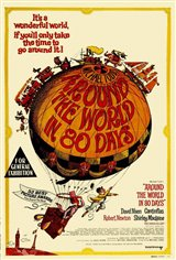 Around the World in 80 Days Movie Poster Movie Poster