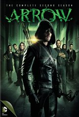 Arrow: The Complete Second Season Movie Poster Movie Poster