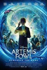Artemis Fowl Movie Poster