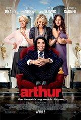 Arthur Movie Poster Movie Poster