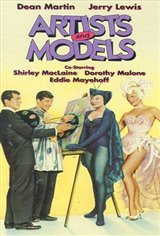 Artists and Models Movie Poster