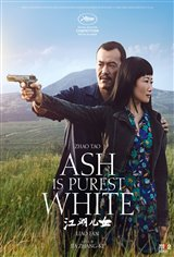 Ash is Purest White (Toronto, Vancouver, Montreal) Poster