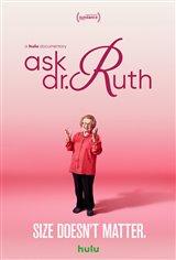 Ask Dr. Ruth (v.o.a.) Affiche de film