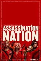 Assassination Nation Affiche de film