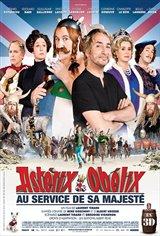 Astérix et Obélix : Au service de Sa Majesté Affiche de film