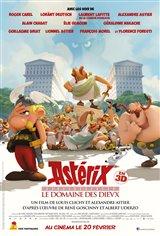 Astérix : Le domaine des Dieux Affiche de film