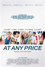 At Any Price Movie Poster Movie Poster