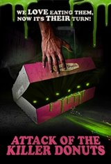 Attack of the Killer Donuts Movie Poster