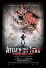 Attack on Titan: End of the World Movie Poster