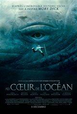 Au coeur de l'océan Affiche de film